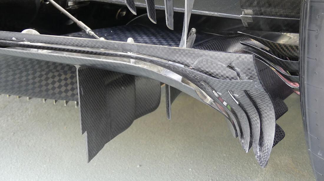 HaasF1 - Formel 1 - GP Singapur - 13. September 2018