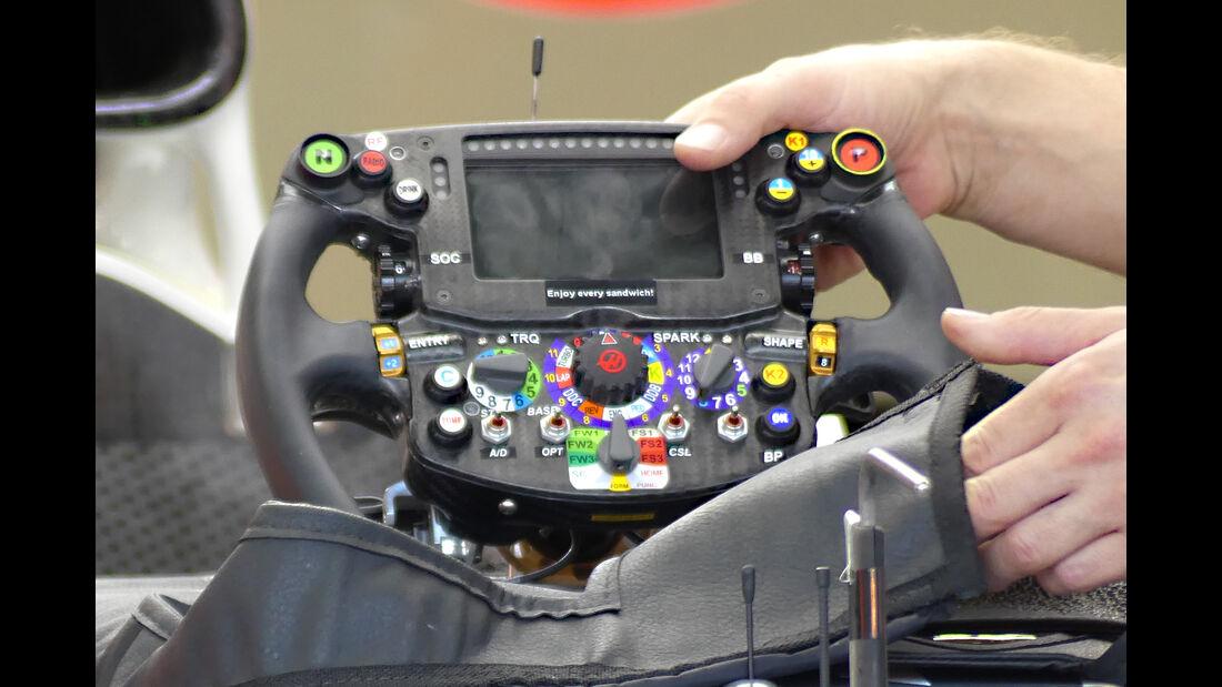 HaasF1 - Formel 1 - GP Singapur - 15. Septemberg 2016