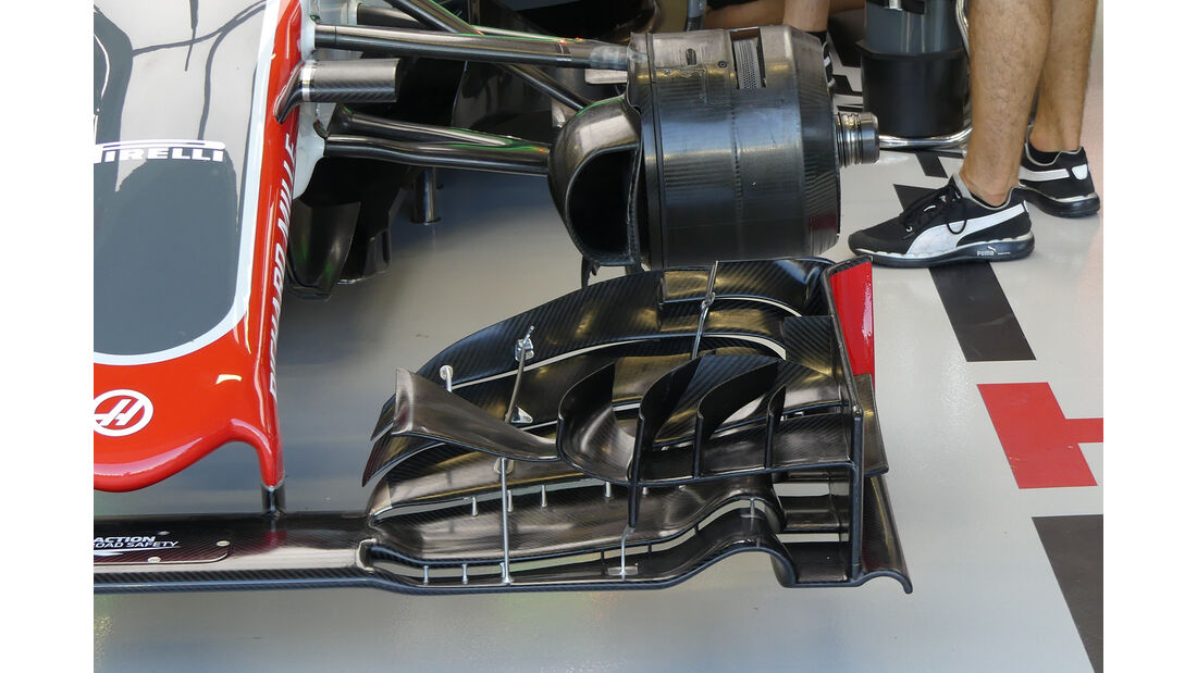 HaasF1 - Formel 1 - GP Singapur - 16. September 2016