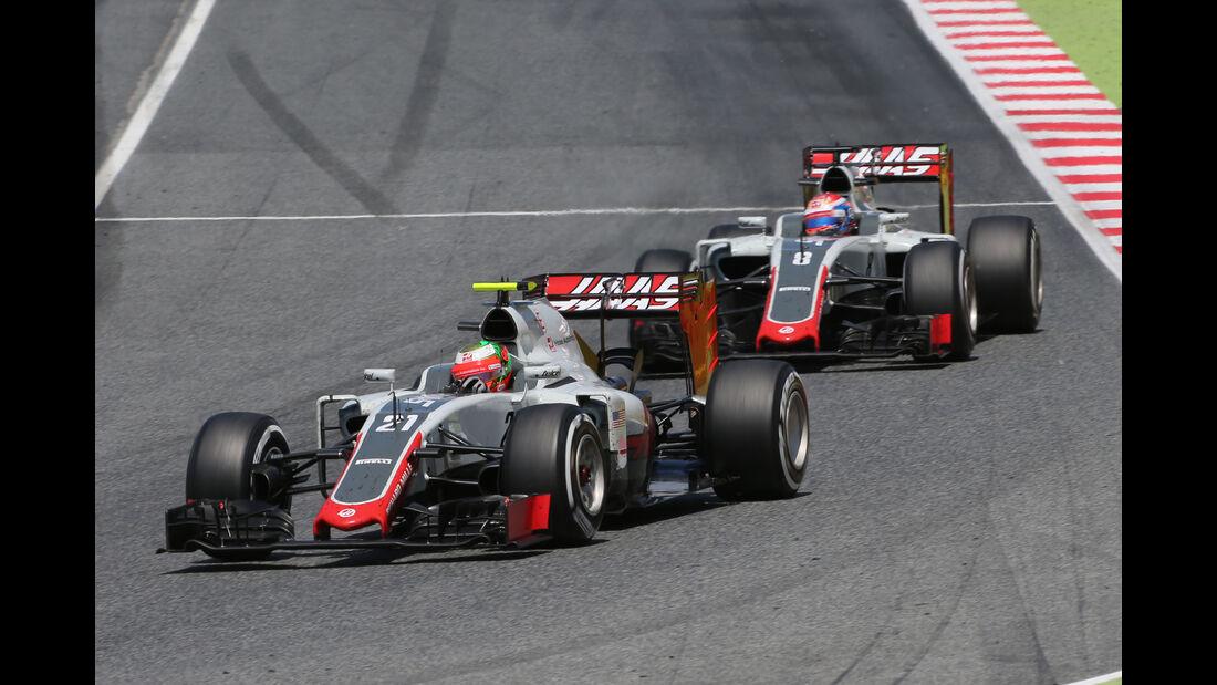 HaasF1 - Formel 1 - GP Spanien 2016