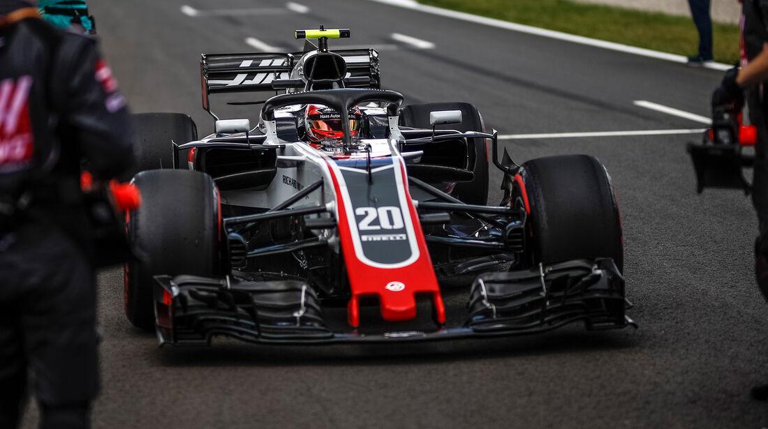 HaasF1 - Formel 1 - GP Spanien 2018