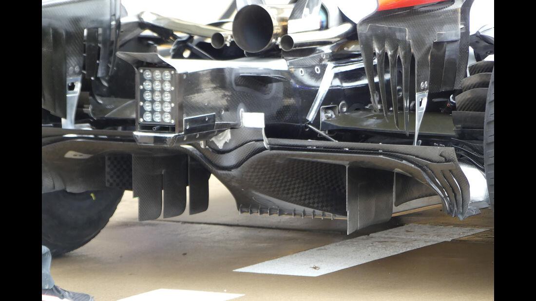 HaasF1 - Formel 1 - GP USA - Austin - 18. Oktober 2018