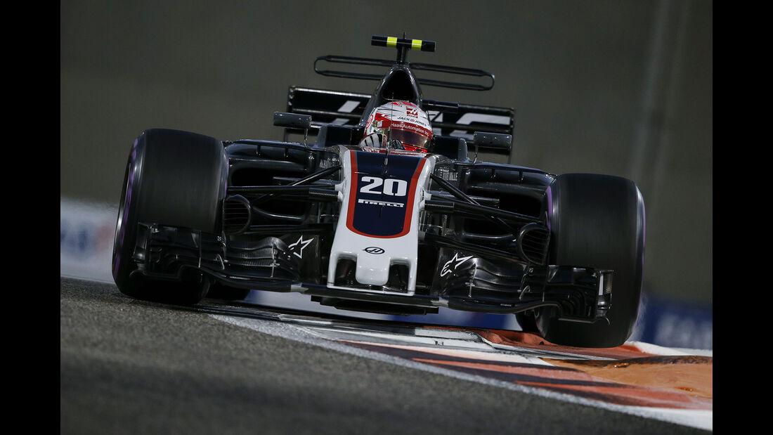 HaasF1 - GP Abu Dhabi 2017