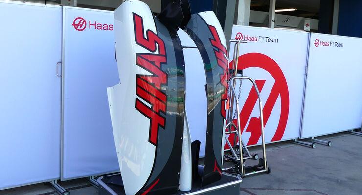 HaasF1 - GP Australien - Melbourne - 16. März 2016