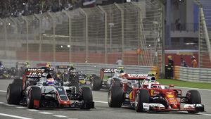 HaasF1 - GP Bahrain 2016