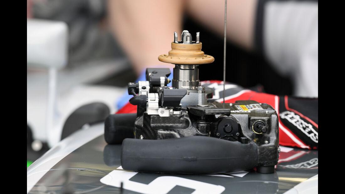 HaasF1 - GP Bahrain - Formel 1 - 1. April 2016