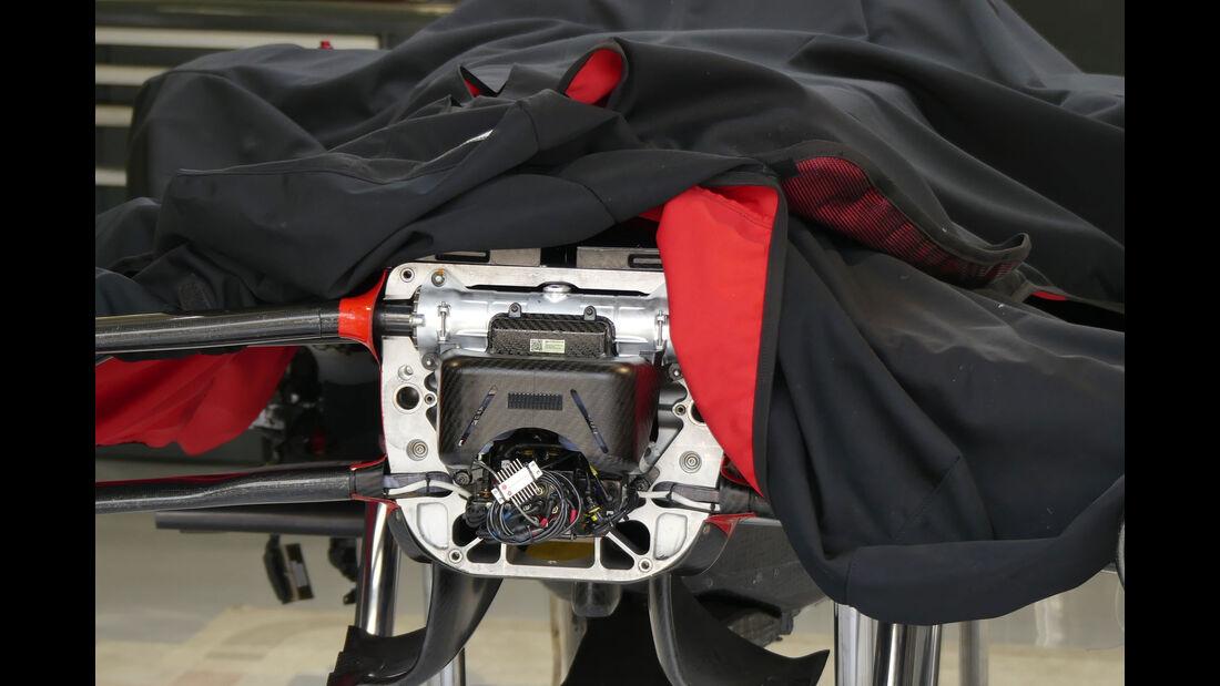 HaasF1 - GP Bahrain - Sakhir - Mittwoch - 12.04.2017