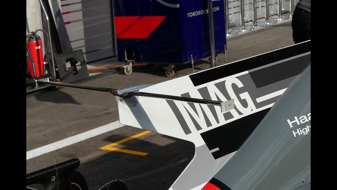HaasF1 - GP Belgien - Spa-Francorchamps - Formel 1 - 24. August 2017