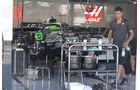 HaasF1 - GP Deutschland - Hockenheim - Formel 1 - Donnerstag - 19.7.2018