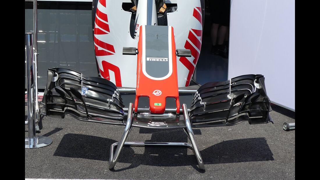 HaasF1 - GP Francreich - Le Castellet - Circuit Paul Ricard - 20. Juni 2018
