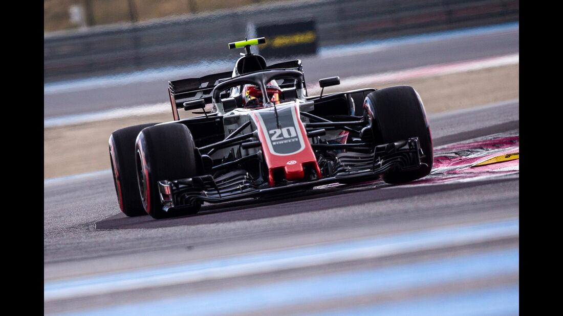 HaasF1 - GP Frankreich 2018