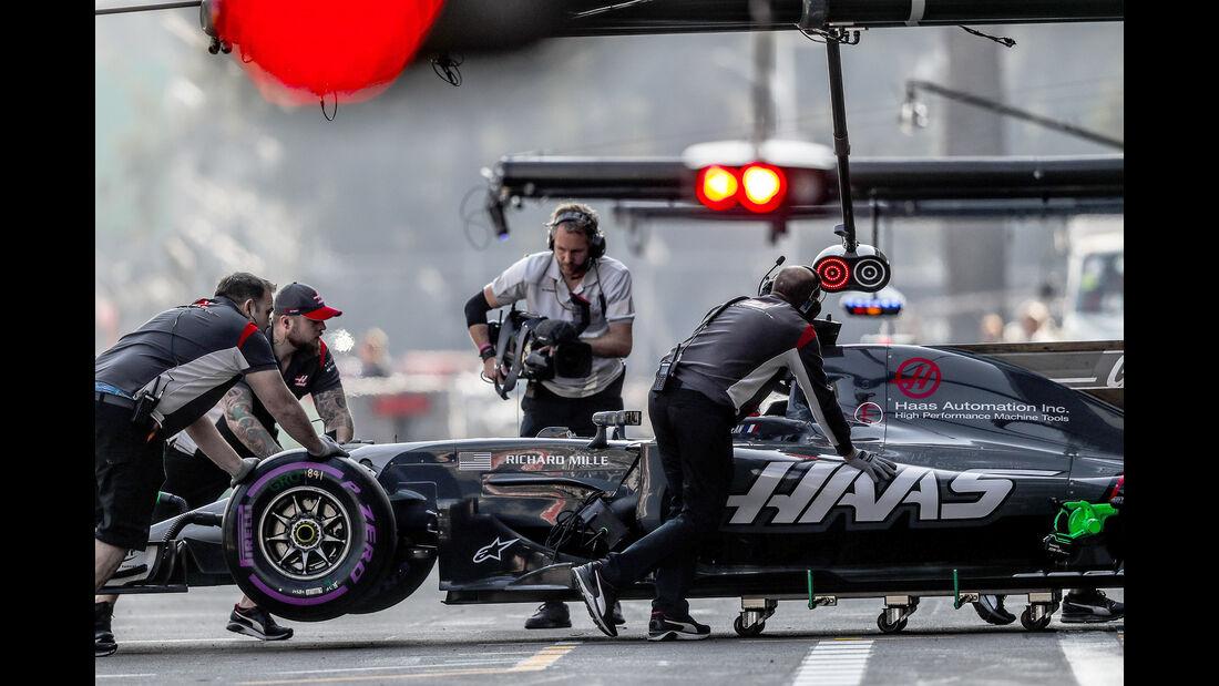 HaasF1 - GP Mexiko 2017