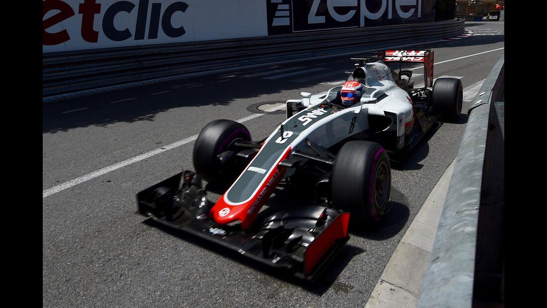 HaasF1 - GP Monaco 2016