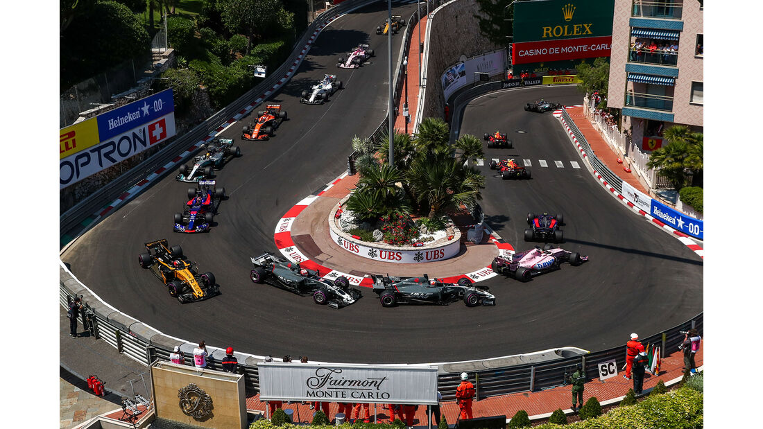HaasF1 - GP Monaco 2017