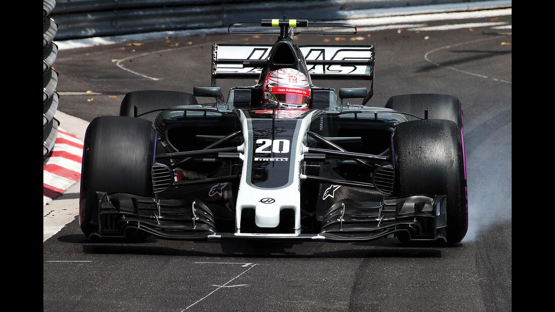 HaasF1 - GP Monaco - Formel 1 - 2017
