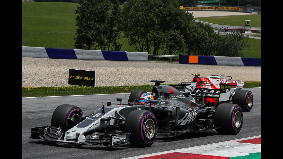 HaasF1 - GP Österreich 2017
