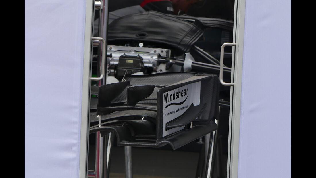 HaasF1 - GP Österreich 2017 - Spielberg - Formel 1 - Mittwoch - 5.7.2017