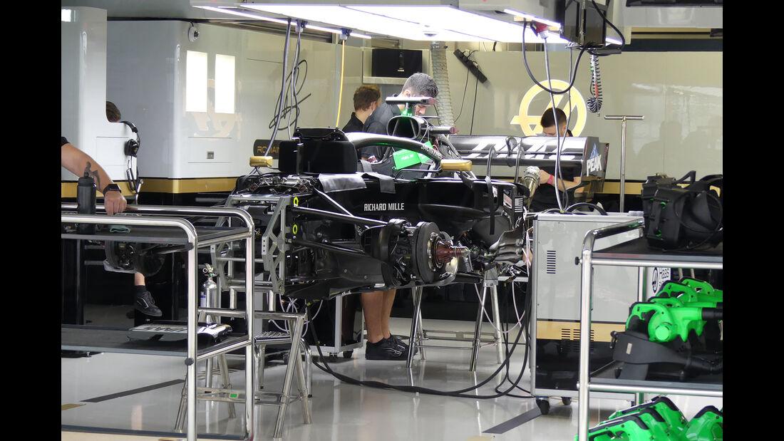 HaasF1 - GP Russland - Sotschi - Formel 1 - Donnerstag - 26.9.2019