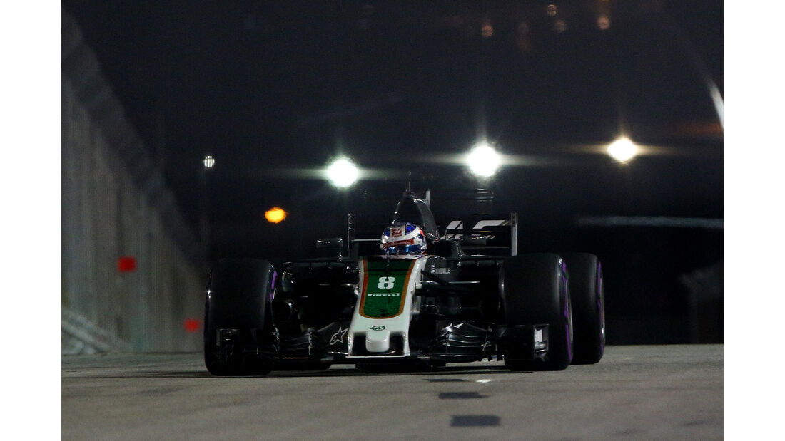 HaasF1 - GP Singapur 2017