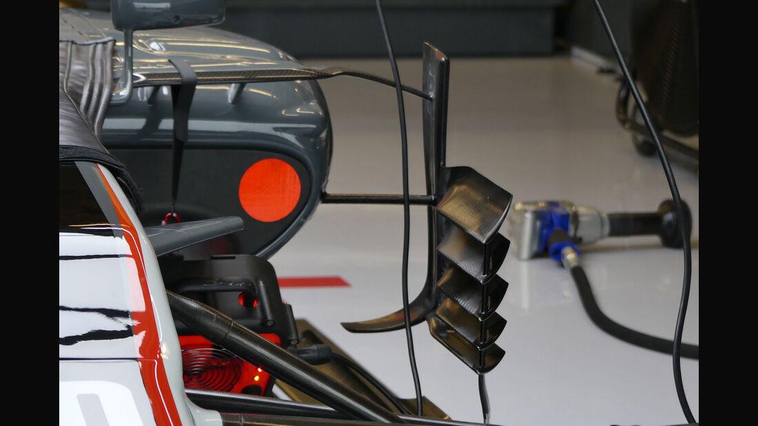 HaasF1 - GP USA - Austin - Formel 1 - Freitag - 20.10.2017