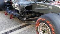 HaasF1 - GP USA - Austin - Formel 1 - Mittwoch - 18.10.2017