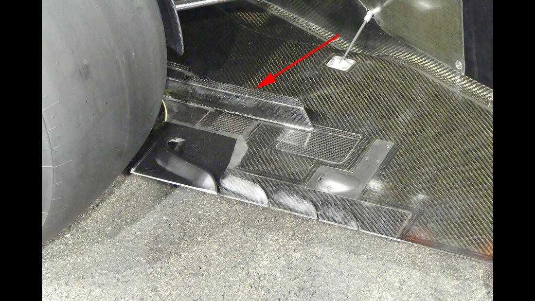 HaasF1 - Technik - Formel 1 - GP Singapur 2016