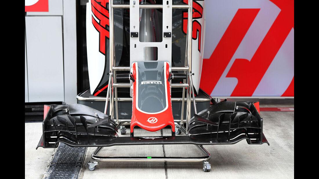 HaasF1 - Technik-Update - GP Russland 2016 - Sochi