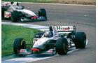 Häkkinen Coulthard 1997 GP Europa