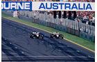 Häkkinen Coulthard 1998 GP Australien