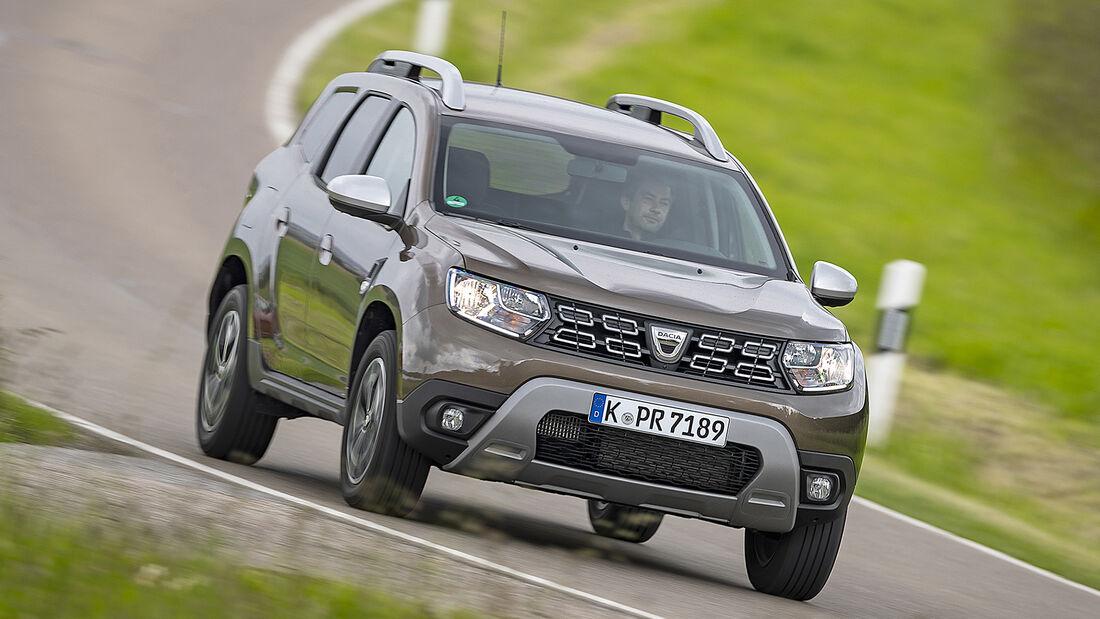 Händlertest 2019, Dacia
