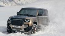 Händlertest 2019, Land Rover