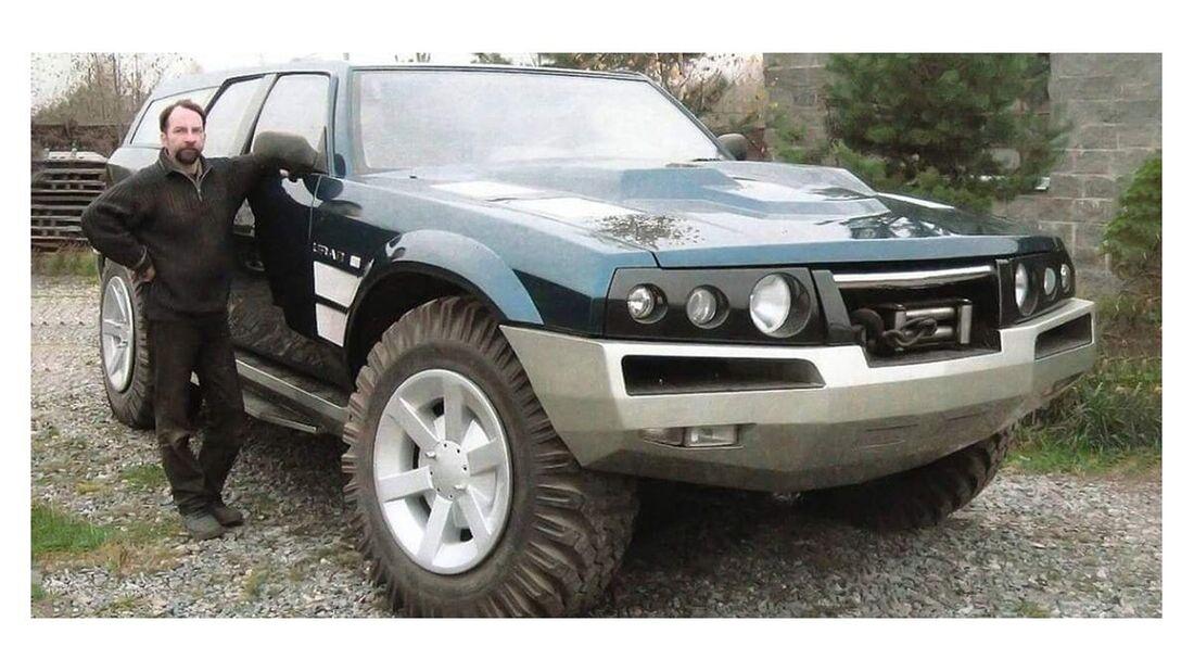 Hainov Uran 16-Liter-SUV