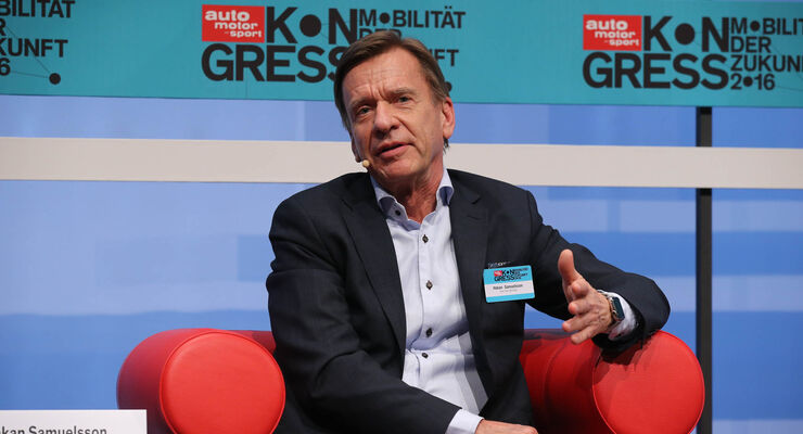 Hakan Samuelsson, Präsident & CEO Volvo Car Group