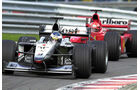Hakkinen Schumacher GP Belgien 2000