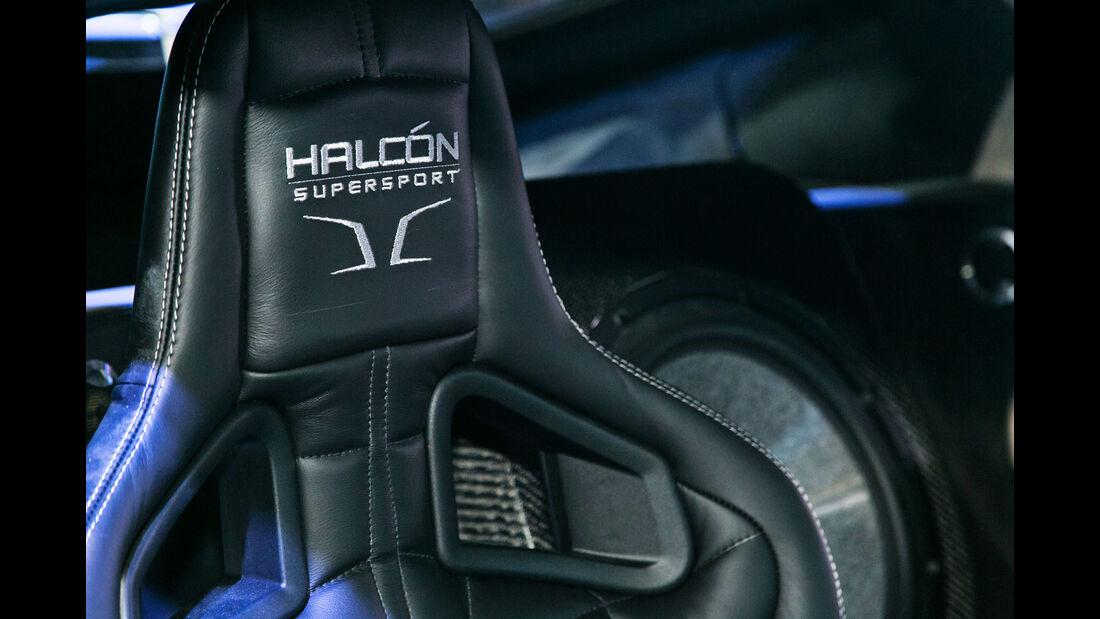 Halcon Supersport Falcarto, IAA, Sportwagen