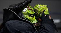 Halloween Kostüm  - Formel 1 - GP USA - 31. Oktober 2014
