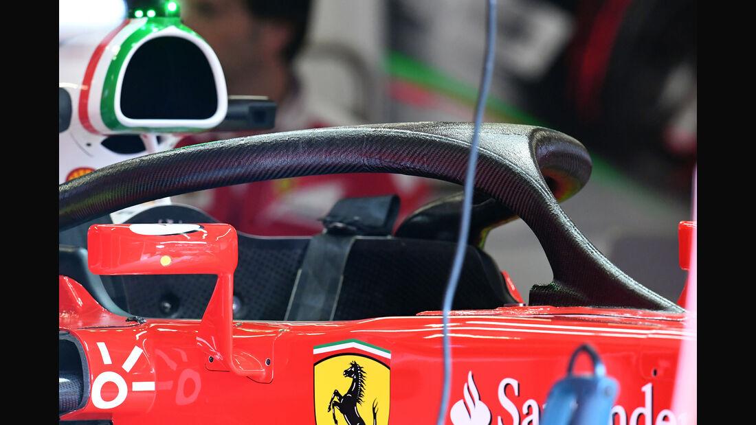 Halo 2 - Ferrari - GP Österreich 2016