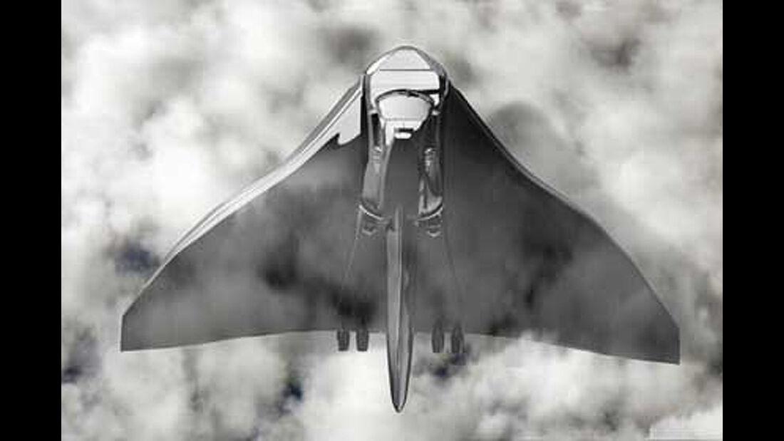 Halo Intersceptor, Flugzeug, Jet