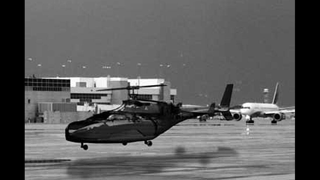 Halo Intersceptor, Helikopter