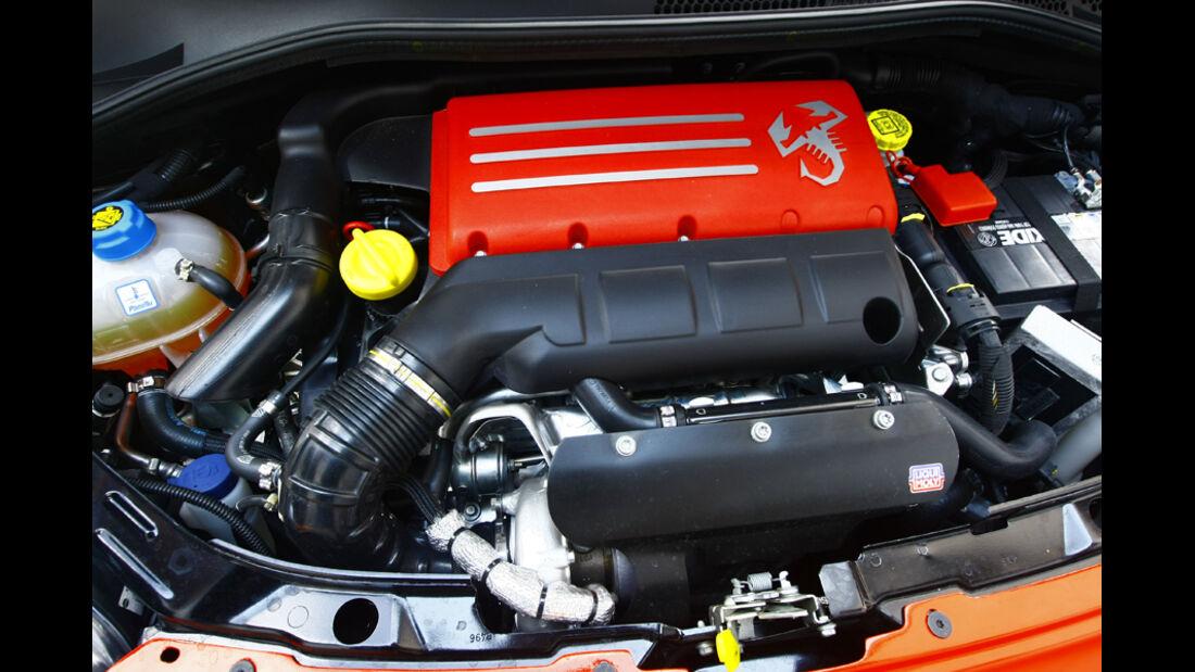 Hamann-500 Abarth Largo HS II Motor