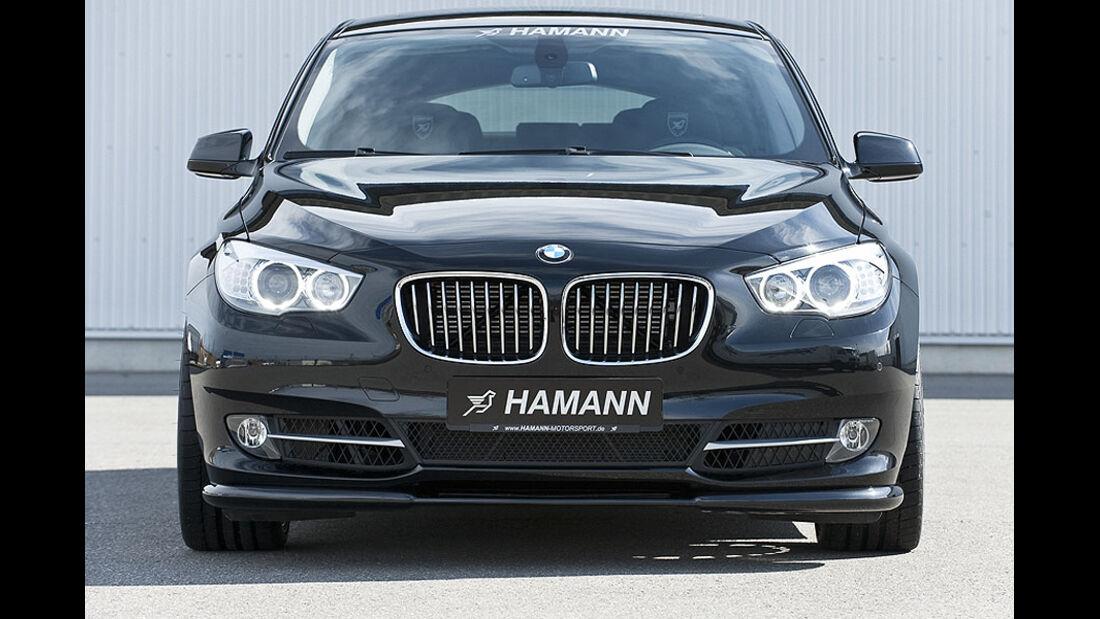 Hamann BMW 5er GT Frontspoiler