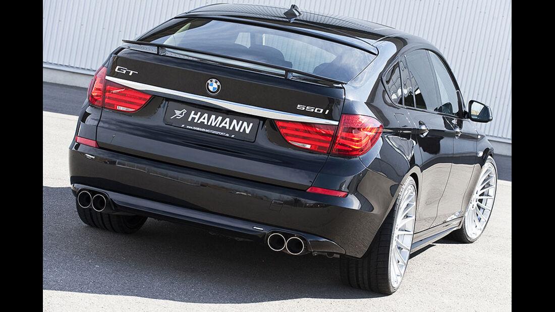 Hamann BMW 5er GT Heck