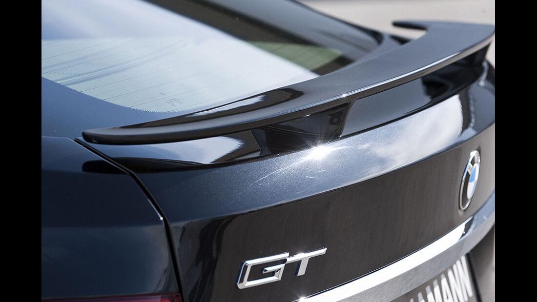 Hamann BMW 5er GT Heckspoiler
