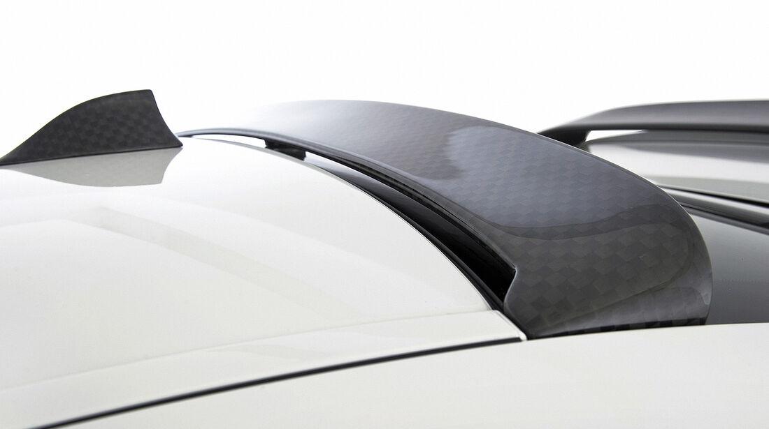 Hamann BMW M5, Dachspoiler