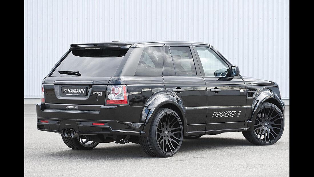 Hamann Conqueror Range Rover