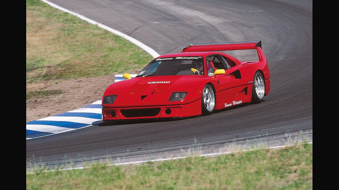 Hamann-Ferrari F40 Evo