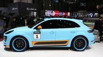 Hamann Macan - Macan S - Diesel - Widebody - SUV - Genfer Autosalon 2015