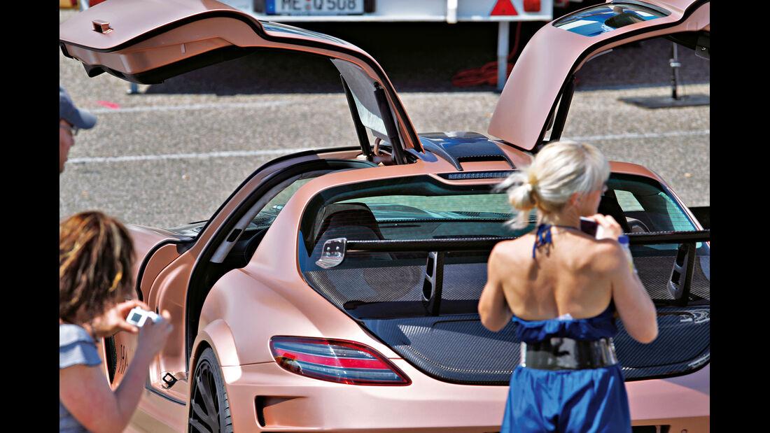 Hamann Mercedes SLS