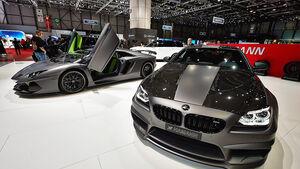 Hamann Mirror BMW M6, Genfer Autosalon, Tuning, 03/2014