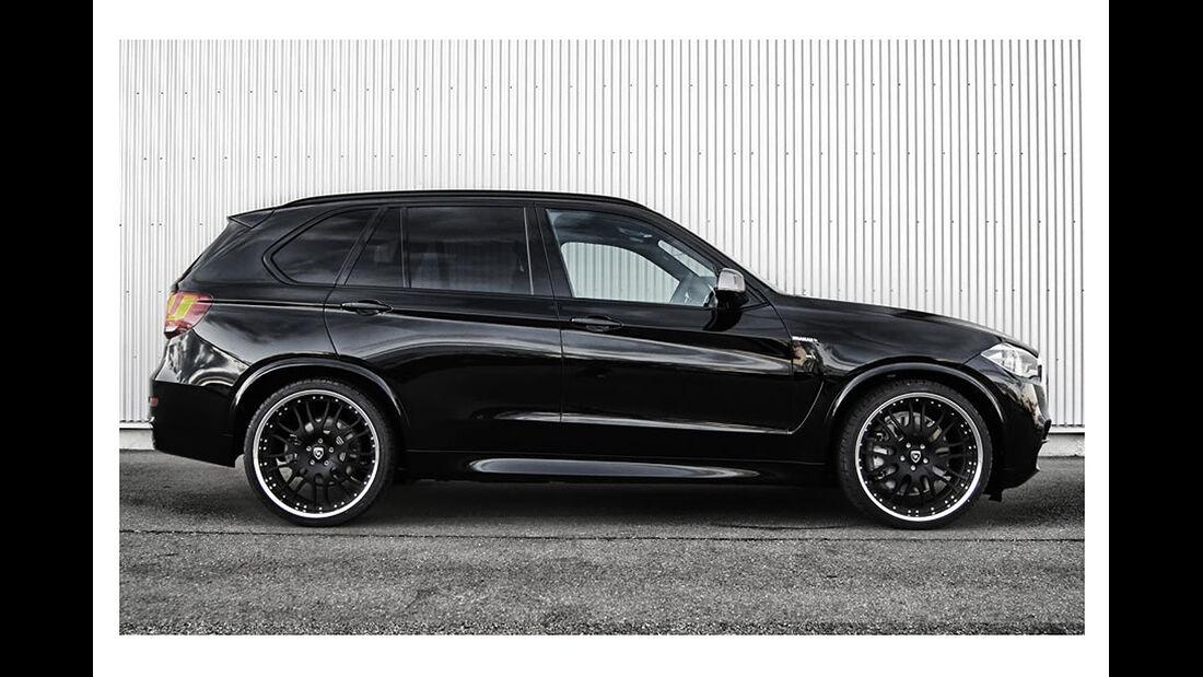 Hamann-Motorsport BMW X5 F15, 02/2014